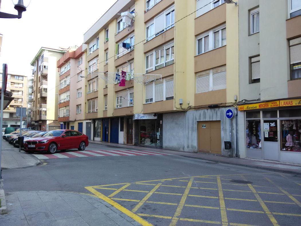 Se vende piso en el centro de Maliaño