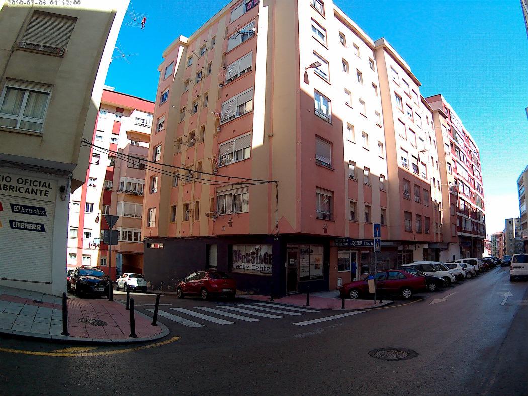 Se vende piso  en la calle Isaac Peral santander