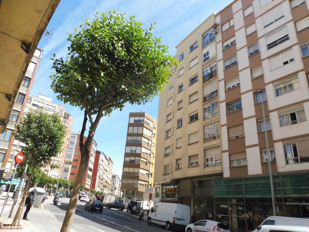 Venta de piso en el centro de Santander