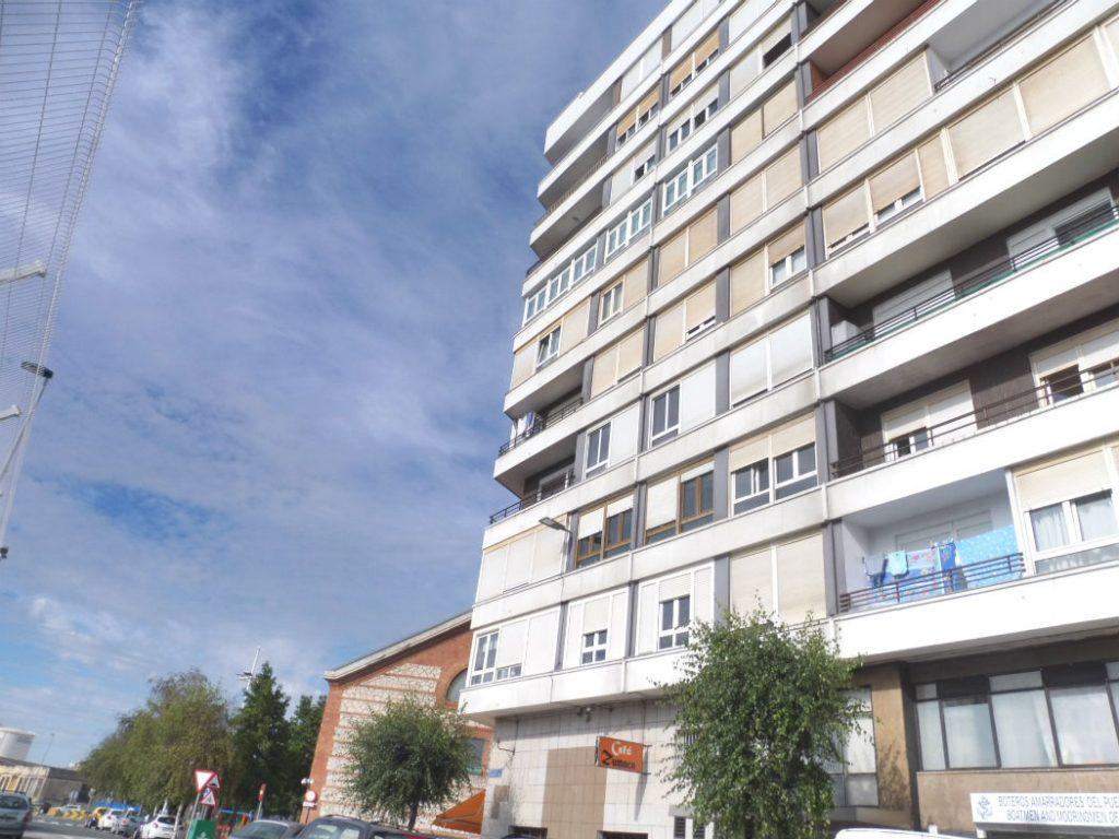 Se vende piso con vistas a la bahía en Santander