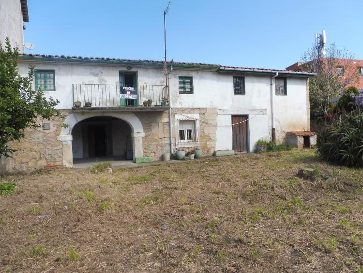 Se vende casa de piedra en Somo